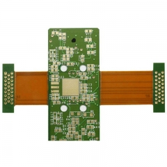 Customize Rigid-flex PCB sample N Layer FR4 Prototype Manufacture Etching Fabrication quickly