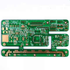 Customize General Rigid PCB  N Layer FR4 Manufacture Etching Fabrication quick