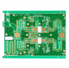 Customize new High Frequency microwave HF PCB Printed Circuit Board Manufacture High-quality
